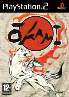 Jaquette de Okami PlayStation 2
