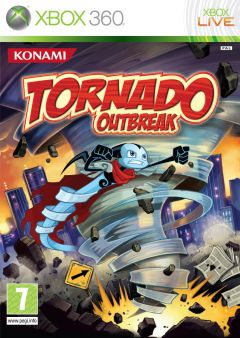 Jaquette de Tornado Outbreak Xbox 360