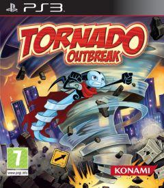 Jaquette de Tornado Outbreak PlayStation 3