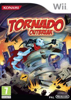 Jaquette de Tornado Outbreak Wii