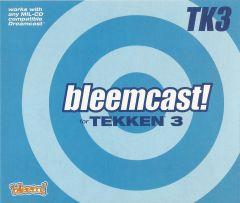 Jaquette de Tekken 3 Dreamcast