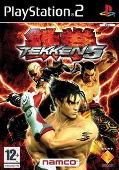 Jaquette de Tekken 5 PlayStation 2