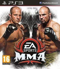Jaquette de EA Sports MMA PlayStation 3