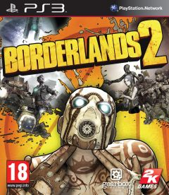Jaquette de Borderlands 2 PlayStation 3