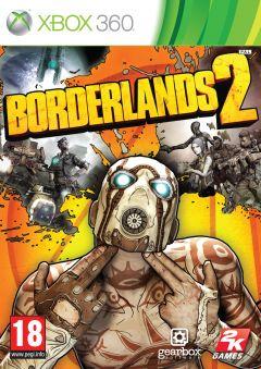 Jaquette de Borderlands 2 Xbox 360