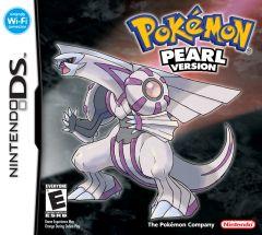 Jaquette de Pokémon Perle DS