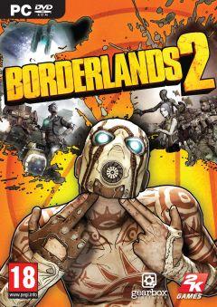 Jaquette de Borderlands 2 PC