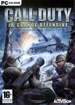 Jaquette de Call of Duty : La Grande Offensive PC