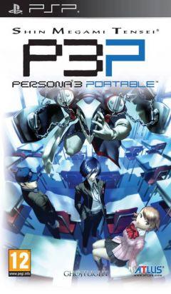 Jaquette de Shin Megami Tensei : Persona 3 Portable PSP