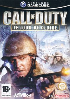 Jaquette de Call of Duty : Le Jour de Gloire GameCube