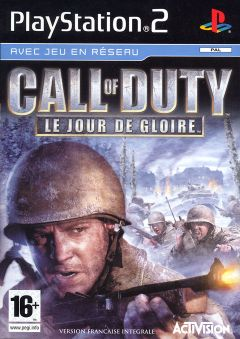 Jaquette de Call of Duty : Le Jour de Gloire PlayStation 2