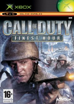 Jaquette de Call of Duty : Le Jour de Gloire Xbox