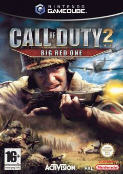 Jaquette de Call of Duty 2 : Big Red One GameCube