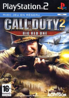 Jaquette de Call of Duty 2 : Big Red One PlayStation 2
