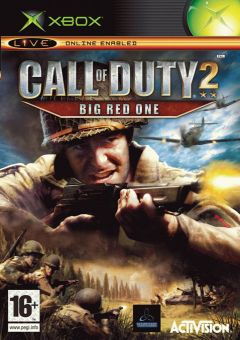 Jaquette de Call of Duty 2 : Big Red One Xbox