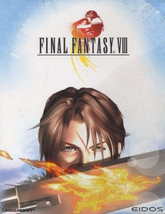 Jaquette de Final Fantasy VIII PC