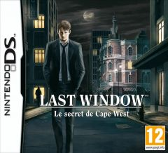 Jaquette de Last Window : Le Secret de Cape West DS