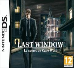 Last Window : Le Secret de Cape West (DS)