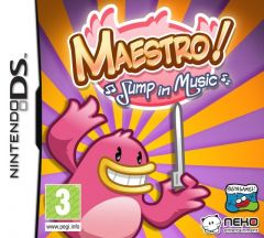 Maestro ! Jump in Music (DS)