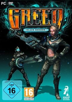 Jaquette de GREED PC