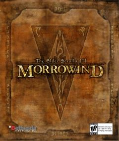 Jaquette de The Elder Scrolls III : Morrowind PC