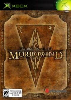 Jaquette de The Elder Scrolls III : Morrowind Xbox