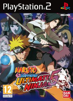 Naruto Shippuden : Ultimate Ninja 5 (PlayStation 2)