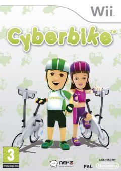 Jaquette de Nettoyez la planète sur votre vélo Wii