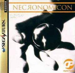 Jaquette de Digital Pinball : Necronomicon Sega Saturn