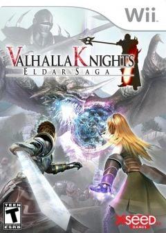 Jaquette de Valhalla Knights : Eldar Saga Wii