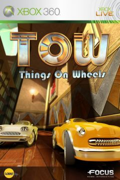 Jaquette de Things on Wheels Xbox 360