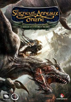 Jaquette de Le Seigneur des Anneaux Online : Le Siège de la Forêt Noire PC