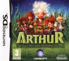 Jaquette de Arthur et la Vengeance de Maltazard DS