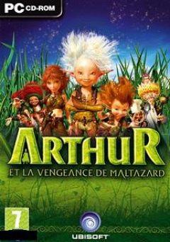 Jaquette de Arthur et la Vengeance de Maltazard PC