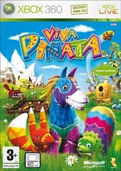 Jaquette de Viva Piñata Xbox 360