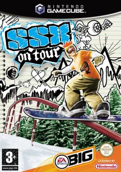 Jaquette de SSX On Tour GameCube