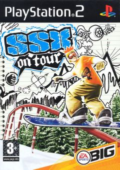 Jaquette de SSX On Tour PlayStation 2