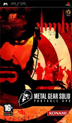 Metal Gear Solid : Portable Ops (PSP)