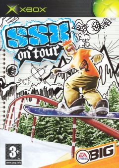 Jaquette de SSX On Tour Xbox