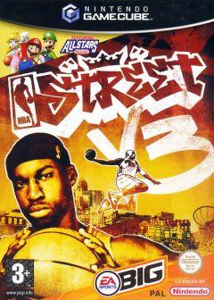 Jaquette de NBA Street V3 GameCube