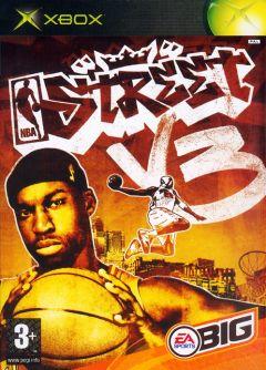 Jaquette de NBA Street V3 Xbox
