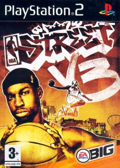 Jaquette de NBA Street V3 PlayStation 2