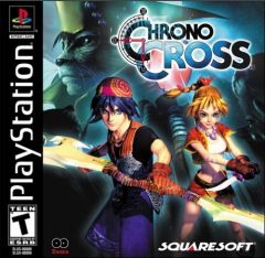 Jaquette de Chrono Cross PlayStation