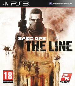Jaquette de Spec Ops : The Line PlayStation 3