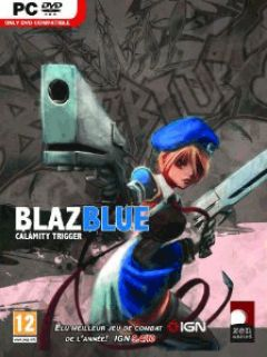 Jaquette de BlazBlue : Calamity Trigger PC