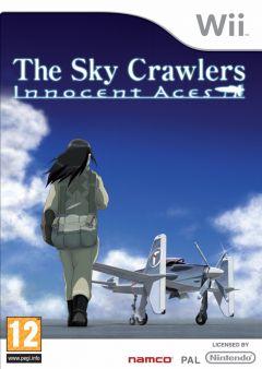 Jaquette de Sky Crawlers : Innocent Aces Wii