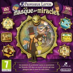 Professeur Layton et le Masque des Miracles (Nintendo 3DS)