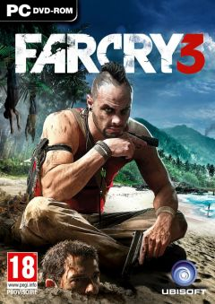 Jaquette de Far Cry 3 PC
