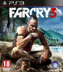 Jaquette de Far Cry 3 PlayStation 3