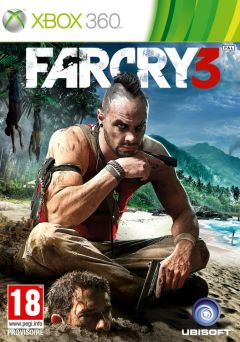 Jaquette de Far Cry 3 Xbox 360